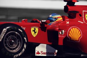 sports race cars car fernando alonso helmet vehicle ferrari formula 1 sport  racing