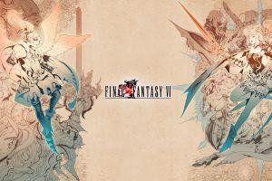 square enix final fantasy vi video games final fantasy wings sword