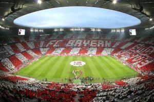 stadium allianz arena  fc bayern