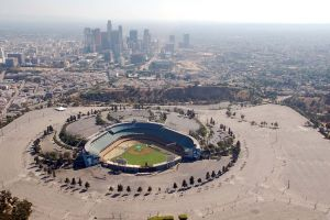 stadium baseball los angeles major league baseball los angeles dodgers