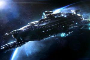 star citizen video games spaceship idris