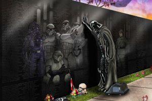 star wars darth vader artwork
