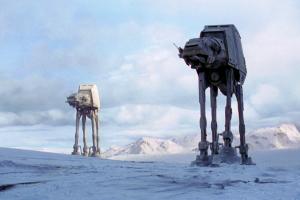 star wars: episode v - the empire strikes back movies at-at star wars