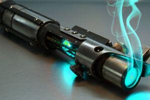 star wars weapon lightsaber
