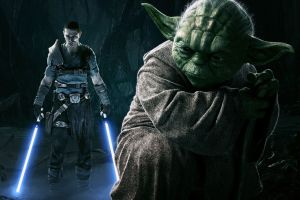 star wars yoda star wars: the force unleashed video games
