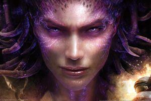 starcraft ii starcraft ii : heart of the swarm video games sarah kerrigan starcraft