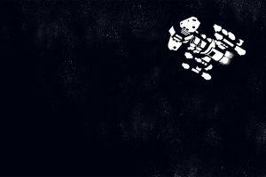 starcraft minimalism video games monochrome