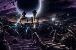 starcraft starcraft ii video games protoss zerg