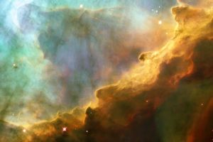 stars nebula space art space