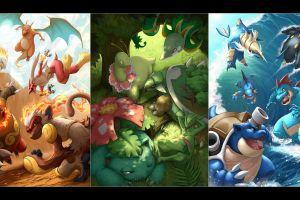 starters pokemon second generation pokemon first generation pokemon third generation