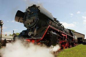 steam locomotive vintage vehicle train