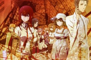 steins;gate anime time travel