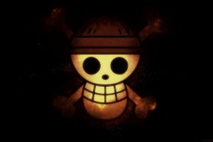 straw hat pirates one piece jolly roger straw hat pirates