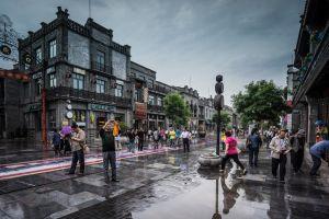 street urban china