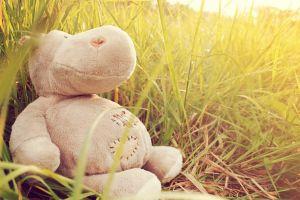 stuffed animal grass toys