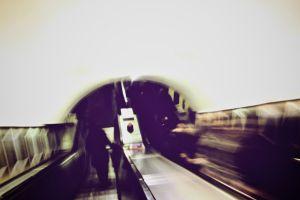 subway underground tunnel