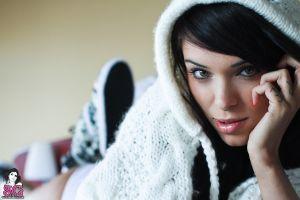 suicide girls women tattoo arabella drummond nose rings