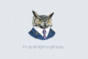 suits simple background owl artwork simple white background lyrics drawing humor daft punk digital art