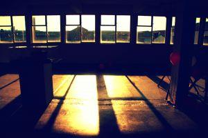 sunlight building window