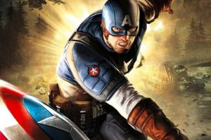 superhero marvel comics captain america