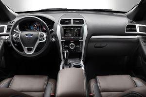 suv car car interior ford explorer ford