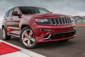 suv jeep vehicle red cars car