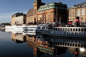 sweden cityscape stockholm