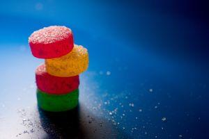 sweets sugar  candy macro