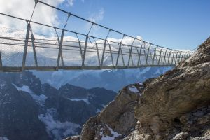 switzerland bridge landscape titlis photography mountains