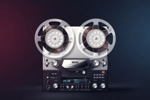 tape recorder reel-to-reel tape recorders technology