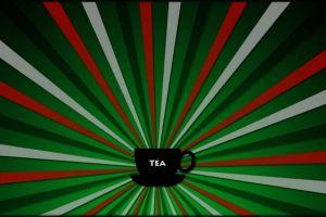 tea vector artwork