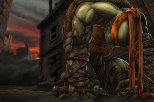 teenage mutant ninja turtles artwork fantasy art