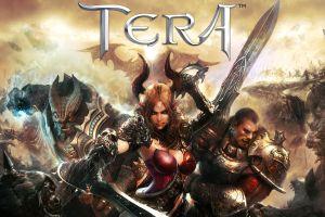 tera online tera rising  video games tera