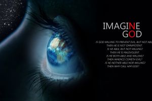 text atheism planet eyes quote