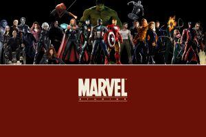 the avengers marvel comics hero