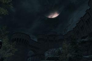 the elder scrolls v: skyrim dark moon video games
