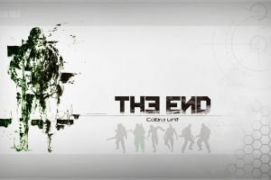 the end cobra unit metal gear solid  video games metal gear solid 3: snake eater