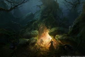 the lord of the rings artwork fantasy art