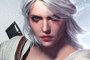 the witcher 3: wild hunt video games cirilla fiona elen riannon