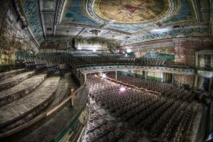 theaters hdr indoors
