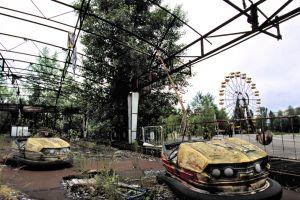 theme parks chernobyl abandoned apocalyptic pripyat ruin