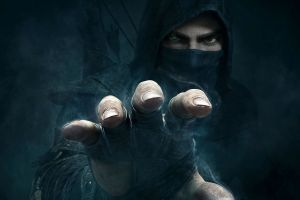thief mask hands hoods video games