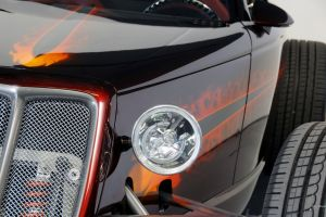 tires car vehicle hot rod rat rod