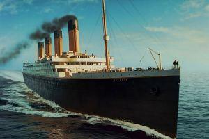titanic movies ship