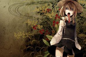 touhou anime girls vampires anime