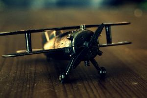 toys airplane macro vehicle