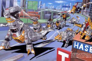 transformers g1 dinobots robot transformers