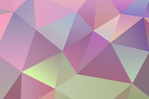 triangle geometry abstract low poly
