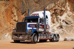 trucks vehicle rock truck