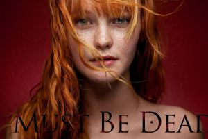 typography redhead face freckles kacy anne hill women